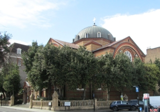 Church of St Sophia